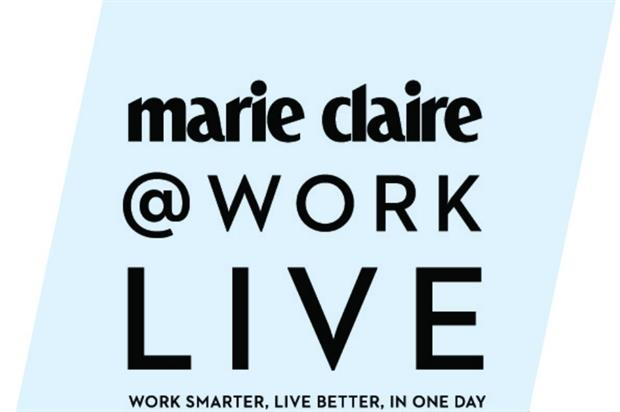Marie Claire At Work Live